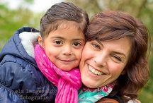 Kinderfotografie / Portretfotografie van kinderen op een buitenlocatie