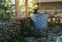 Water Conservation / stylish ways to save a drop or two / by Green Bean