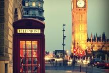 London-able / by Danielle Dawson