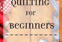 Projects to try QUILTING