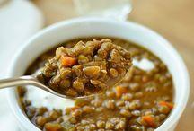 Food & Drink - Soups / by Jennifer Jones Steinman