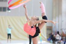 Rhytmic gymnastic <3