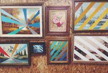 thrift art