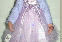 Jan McLean Vinyl Doll