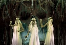 norse goddesses