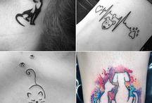Cat tatooes