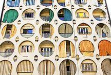 ARCH | facade | balconies