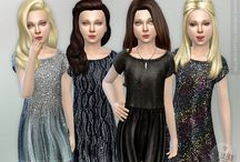 Sims Children
