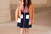 Street style fashion / Fashion from the streets