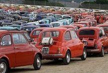 GARLENDA 2013 / Pictures of Fiat 500 meeting in Garlenda on 5-7 July 2013