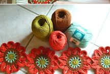 crochet home decorations
