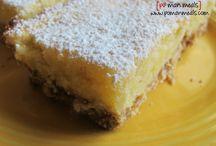 Dessert recipes / Pineapple squares
