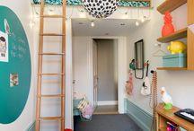 Idées déco petite chambre / enfant