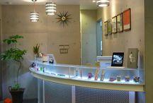 M dental / dental office