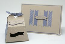 Stampin Up - Itty Bitty Banners / by Whitney Ulsas