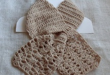 Crochet/knitting and yarn crafts