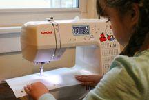 Sew lessons