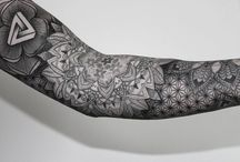 Tattoos / by guillaume_q