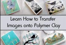 Jewelry - polymer clay