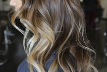 Hair, style,and colors