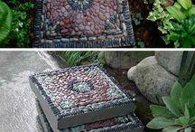 mosaik klip pad