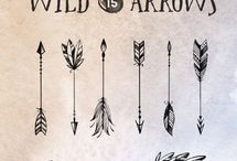 Arrows / Wild is arrow