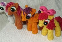 Dolls/Toys - Too Many Patterns So Little Time / Dolls - Toy Crochet Patterns