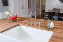 Sinks / by Hoffman Kitchen and Bath