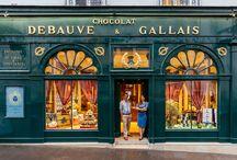 Un paseo inolvidable por los escaparates de París