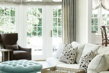 Window Dressing, Curtains and Blinds