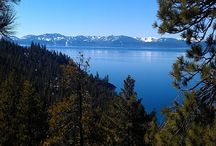 Just some pretty shots! / Lake Tahoe is beautiful!