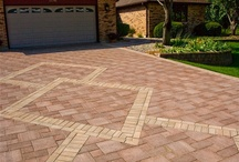 Luxurious Paver Driveways Hanover, PA / Collection of various paver driveway hardscape installs... www.ryanslandscaping.com