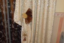 Curtains Furniture / Tende create da me.