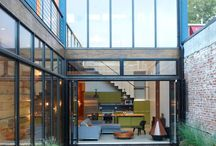 Architecture + Uber Spaces