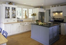 Kitchens / Connor Homes builds custom, maple kitchens in its mill-shops in Vermont, for new Connor homes or for additions and renovations. Connor Homes' interior packages can be shipped around the world!