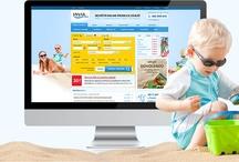 ZITNIK CREATIVE Web design / Our web design references.