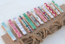 Clothespins / by Dawn Rogers