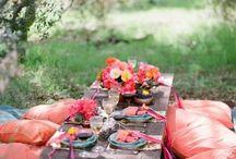 Garden Party & Picnic