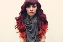 { Red Heads }