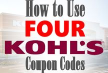 Kohl's Coupons: Promo Codes & In Store Coupons / Looking for Kohl's 30% off coupons? Follow DealsPlus on Pinterest and get Kohls printable coupons right in your Pinterest feed. Find coupons for 30% off, $10 off and more. / by DealsPlus Deals and Coupons