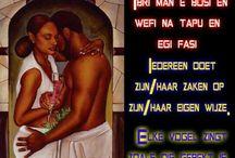Surinaamse teksten