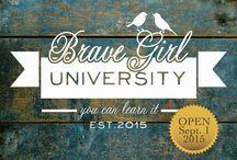 Brave Girl University