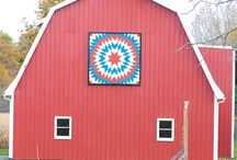 Barn Quilts ❤️