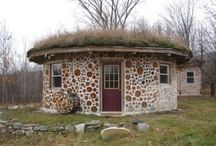 Cordwood homes/ anything Cordwood / This is a board for Cordwood homes and how you can make them look fab with glass bottles and other things. Cordwood gets its name from fireplace wood like you stack ur wood up outside cordwood. people make homes with this wood you can make the wood as long as you wish thats how thick ur walls will be. there just like a reg log home but with the longs turned the other way! / by Pamela Cole