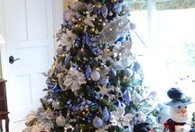 Kelly's blue christmas / by Amanda Hall