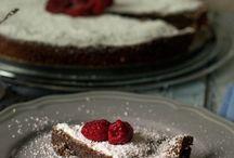 Schokokuchen/ Torte