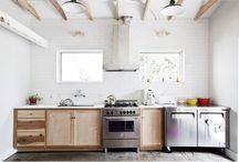 We cook in kitchens like this / by Antje