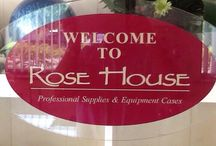 Rose House funeral supplies / Single source suppliers to the funeral profession. For a copy of our latest catalogue please call us on  01283 819922