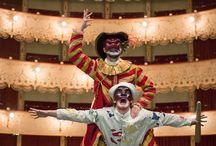 Arlecchino furioso - Estiva Teatro Goldoni 2017