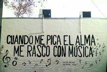 The músic is my life ❤️ / La música está en todos lados es quien nos acompaña en nuestros momentos de soledad, es quien nos anima a pesar de las circunstancias
